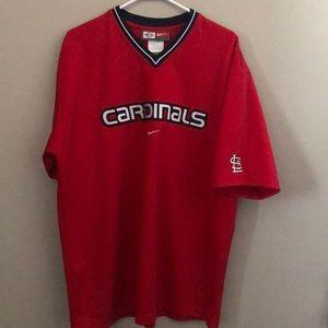 St. Louis Cardinal shirt